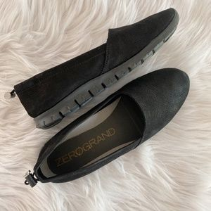 Cole Haan Zero Grand A-Line Loafer Black Size 8
